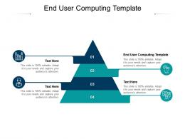 End User Computing Template Ppt Powerpoint Mockup Cpb