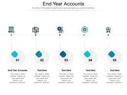 End Year Accounts Ppt Powerpoint Presentation Icon Display Cpb