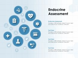 Endocrine Assessment Ppt Powerpoint Presentation Gallery Show