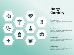 Energy Chemistry Ppt Powerpoint Presentation Styles Infographics