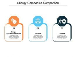 Energy Companies Comparison Ppt Powerpoint Presentation Show Grid Cpb