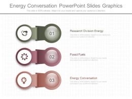 Energy Conversation Powerpoint Slides Graphics