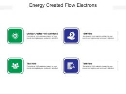 Energy Created Flow Electrons Ppt Powerpoint Presentation Icon Samples Cpb