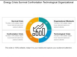 Energy Crisis Survival Confrontation Technological Organizational