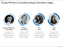 Energy Efficiency Consulting Energy Information Usage Monitoring Smart Appliances