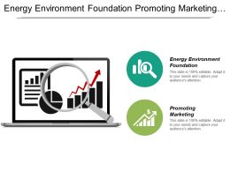 Energy Environment Foundation Promoting Marketing Energy Saving Process Saving