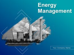 Energy Management Powerpoint Presentation Slides