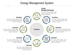 Energy Management System Ppt Powerpoint Presentation Outline Styles Cpb