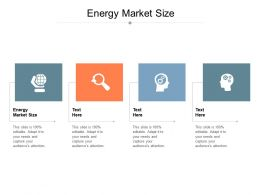 Energy Market Size Ppt Powerpoint Presentation Infographic Template Good Cpb