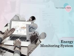 Energy Monitoring System Powerpoint Presentation Slides