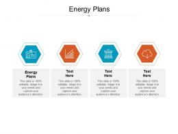Energy Plans Ppt Powerpoint Presentation Summary Cpb