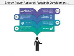 Energy Power Research Research Development Regulatory Environment Benchmarking Studies