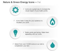 Energy Process Flow Bulb Oil Production Ppt Icons Graphics
