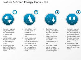 Energy Production Green Trees Protection Ppt Icons Graphics