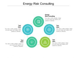 Energy Risk Consulting Ppt Powerpoint Presentation Icon Format Ideas Cpb