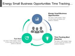 Energy Small Business Opportunities Time Tracking Best Practices Cpb
