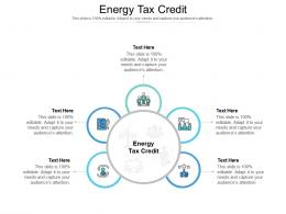 Energy Tax Credit Ppt Powerpoint Presentation Pictures Good Cpb