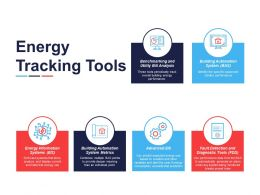 Energy Tracking Tools Building Automation System Ppt Powerpoint Presentation Gallery Graphics Tutorials