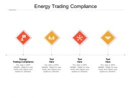 Energy Trading Compliance Ppt Powerpoint Presentation Inspiration Graphics Cpb