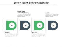 Energy Trading Software Application Ppt Powerpoint Presentation Show Inspiration Cpb