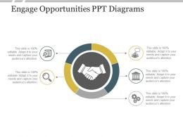 Engage Opportunities Ppt Diagrams