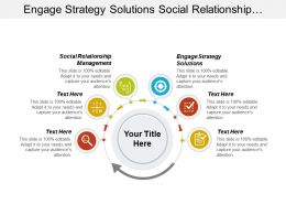 Engage Strategy Solutions Social Relationship Management Referral Marketing Cpb