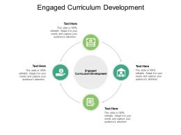 Engaged Curriculum Development Ppt Powerpoint Presentation Summary Images Cpb