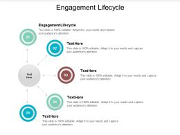 Engagement Lifecycle Ppt Powerpoint Presentation Infographic Template Design Ideas Cpb