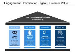 engagement_optimization_digital_customer_value_management_with_icons_Slide01