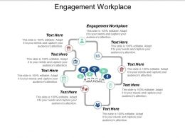 Engagement Workplace Ppt Powerpoint Presentation Gallery Influencers Cpb
