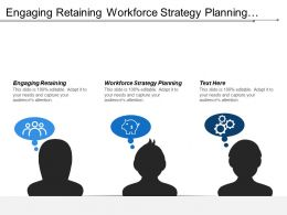 Engaging Retaining Workforce Strategy Planning Attracting Recruiting Competency Management
