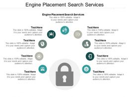Engine Placement Search Services Ppt Powerpoint Presentation Gallery Tips Cpb