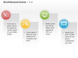 Engineering And Building Design Tools Ppt Icons Graphics