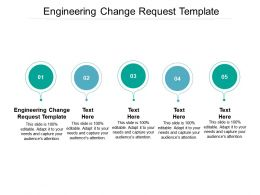 Engineering Change Request Template Ppt Powerpoint Presentation Layouts Inspiration Cpb