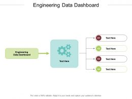 Engineering Data Dashboard Ppt Powerpoint Presentation Portfolio Model Cpb