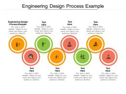 Engineering Design Process Example Ppt Powerpoint Presentation Infographic Template Cpb