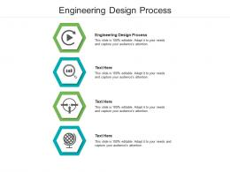 Engineering Design Process Ppt Powerpoint Presentation Pictures Cpb