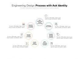Engineering Design Process With Ask Identity