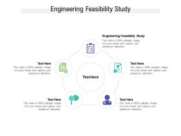 Engineering Feasibility Study Ppt Powerpoint Presentation Model Icons Cpb