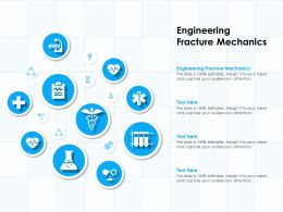 Engineering Fracture Mechanics Ppt Powerpoint Presentation Professional Templates