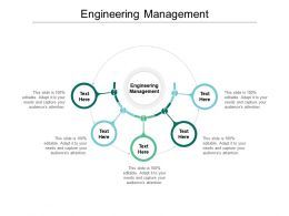 Engineering Management Ppt Powerpoint Presentation Styles Background Cpb