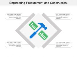 Engineering Procurement And Construction Tools