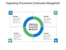 Engineering Procurement Construction Management Ppt Powerpoint Presentation File Cpb