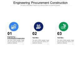 Engineering Procurement Construction Ppt Powerpoint Presentation Styles Graphics Tutorials Cpb