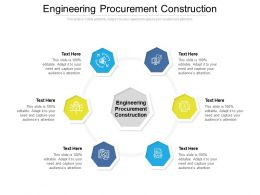 Engineering Procurement Construction Ppt Powerpoint Summary Clipart Cpb