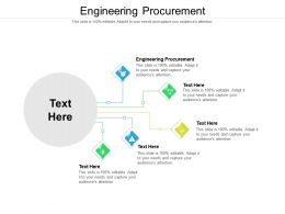 Engineering Procurement Ppt Powerpoint Presentation Outline Graphics Cpb
