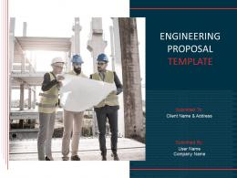 Engineering Proposal Template Powerpoint Presentation Slides