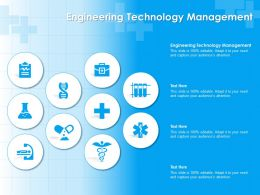 Engineering Technology Management Ppt Powerpoint Presentation File Gallery