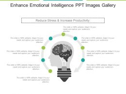 Enhance Emotional Intelligence Ppt Images Gallery