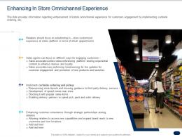 Enhancing In Store Omnichannel Experience Ppt Powerpoint Presentation Styles Graphic Tips